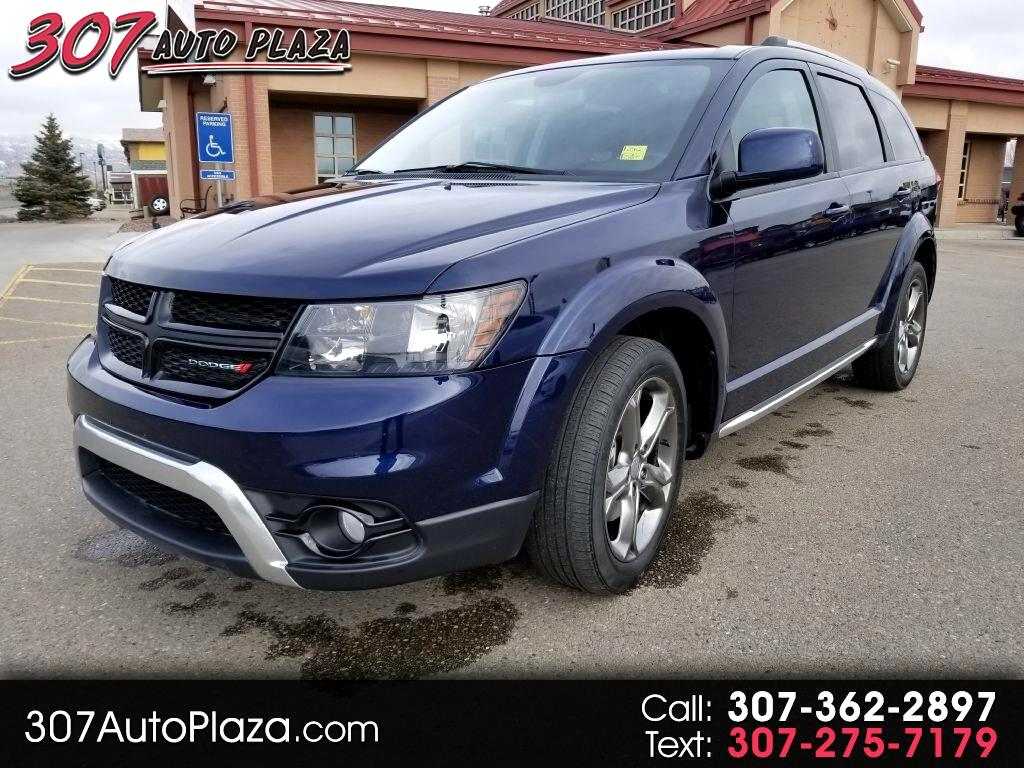 2017 Dodge Journey CROSSROAD +