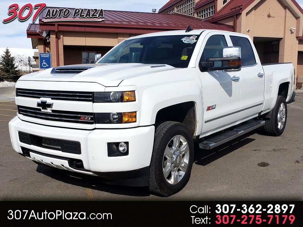 2018 Chevrolet Silverado 2500HD HEAVY DUTY LTZ Z71