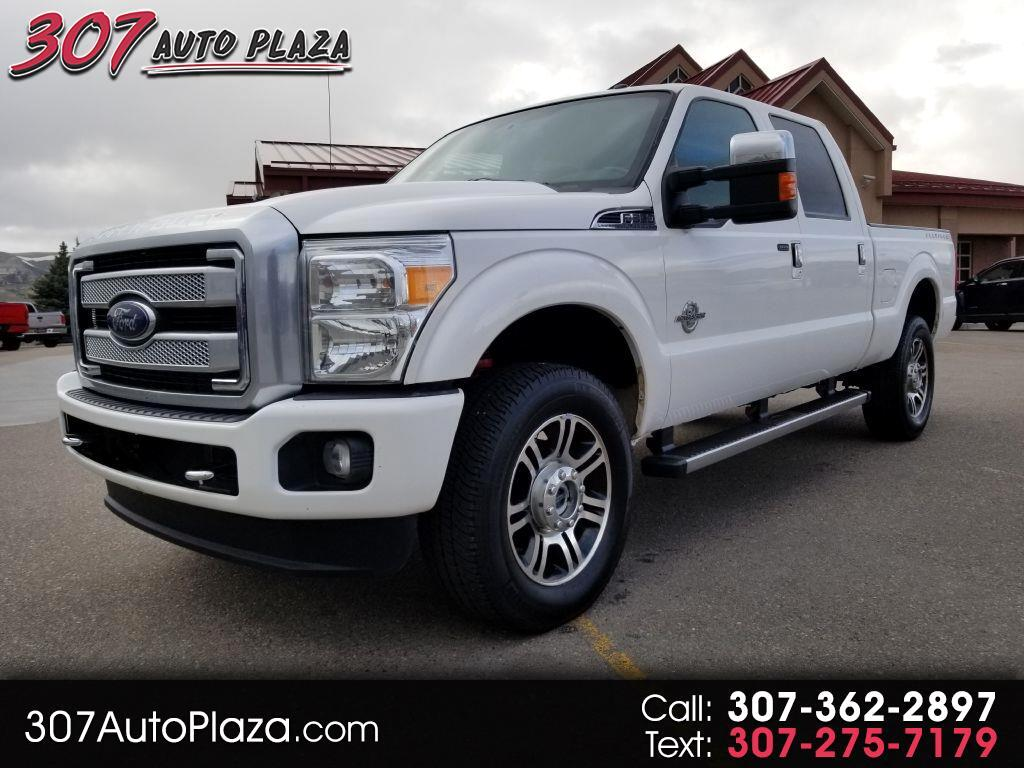 2014 Ford F-350 SD SUPER DUTY