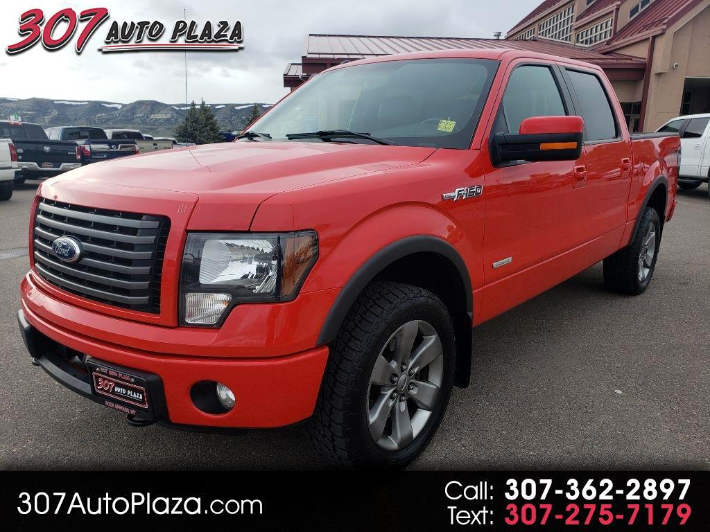 2012 Ford F-150 SUPERCREW