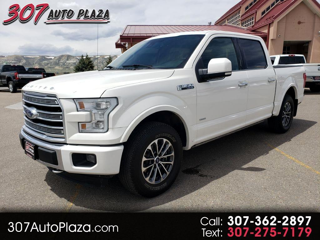 2016 Ford F-150 SUPERCREW LIMITED