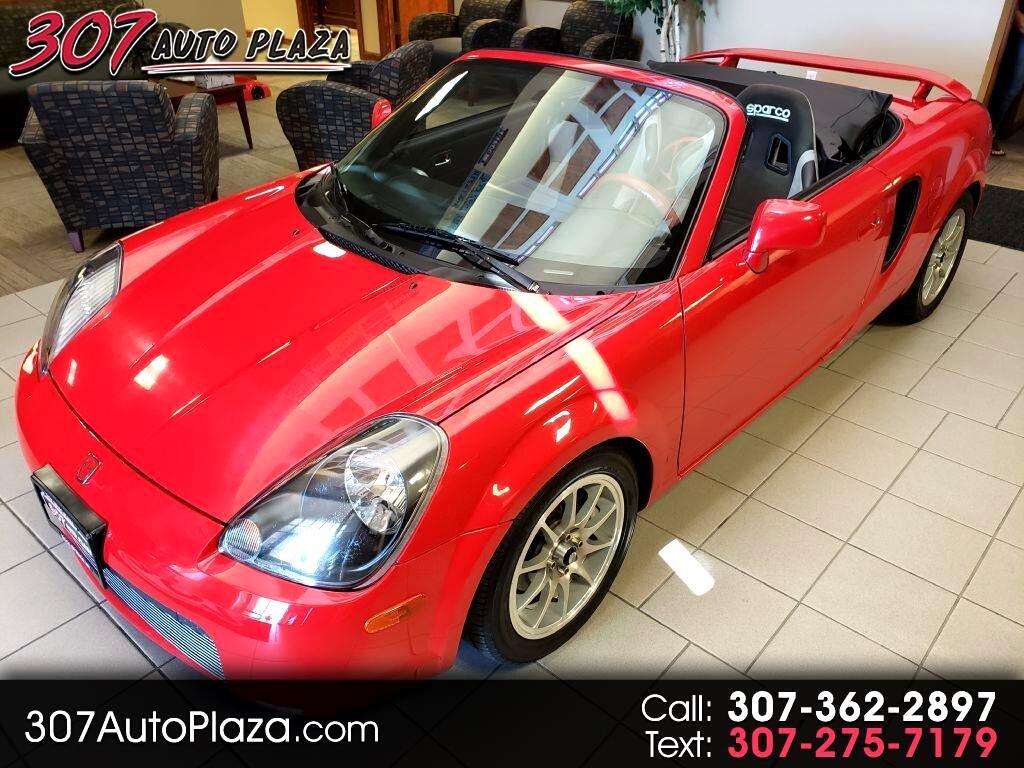 2000 Toyota MR2 Spyder SPYDER