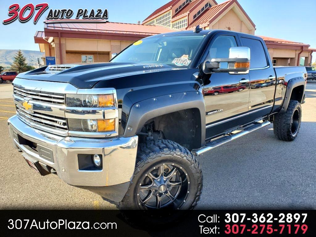 2018 Chevrolet Silverado 2500HD HEAVY DUTY LTZ