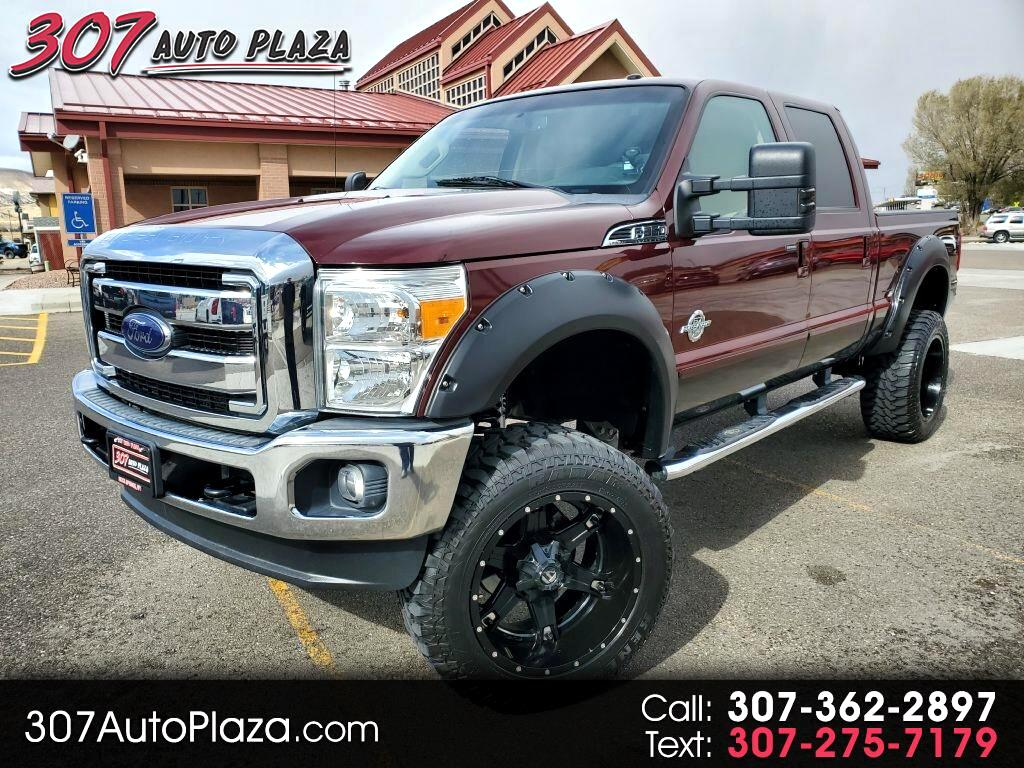 2012 Ford F-350 SD SUPER DUTY