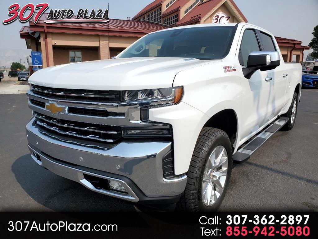 Chevrolet Silverado 1500  2020
