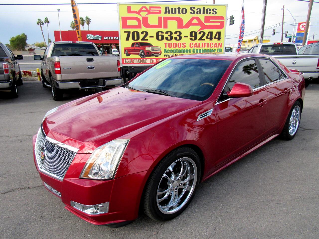 2010 Cadillac CTS 3.6L Premium w/Navi