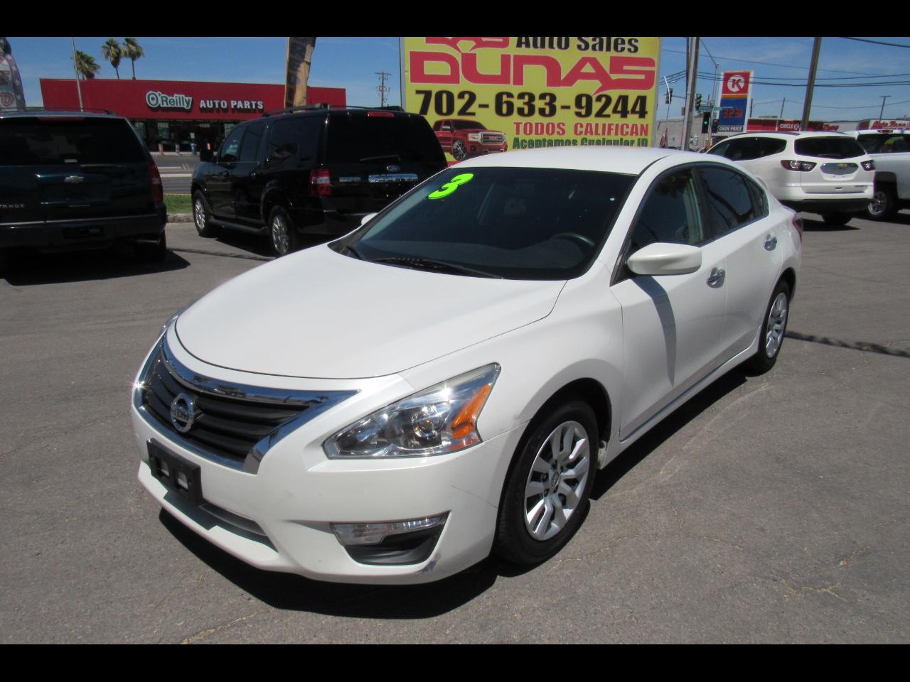Used 2013 Nissan Altima for Sale in Las Vegas, NV 89101 Las