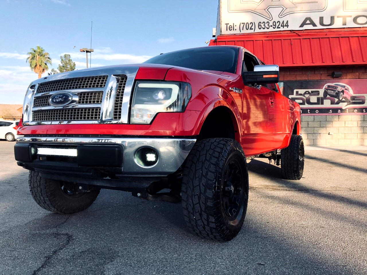 Ford F-150 Lariat SuperCab 6.5-ft. Bed 4WD 2009