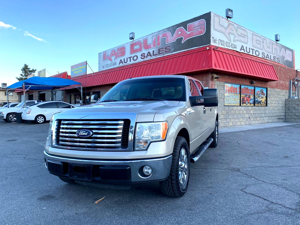 Ford F-150 XLT SuperCrew 5.5-ft. Bed 2WD 2010