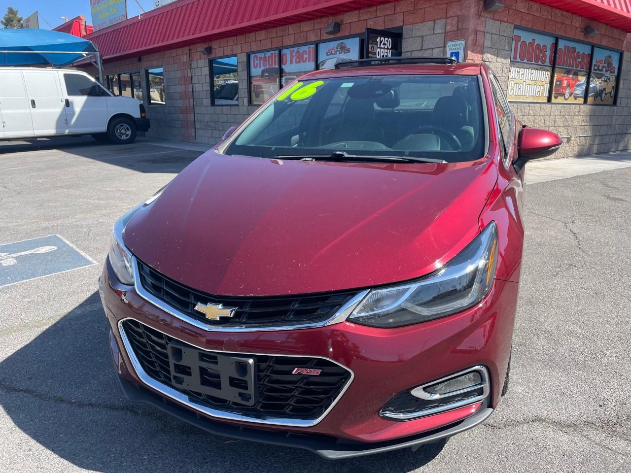 Chevrolet Cruze Premier Auto 2016