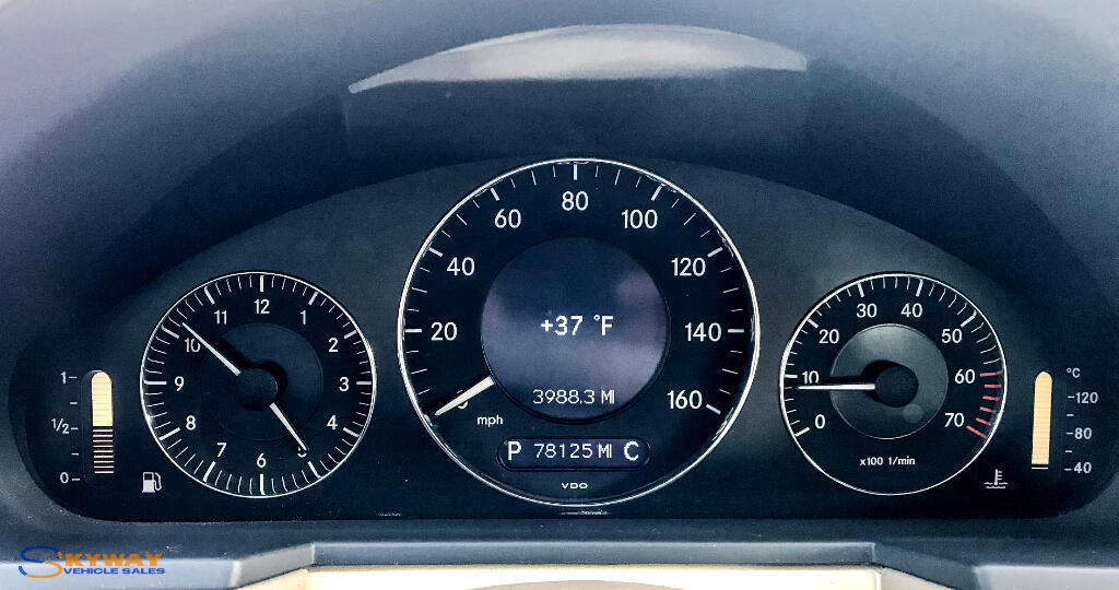 2005 Mercedes-Benz E-Class E500 4MATIC