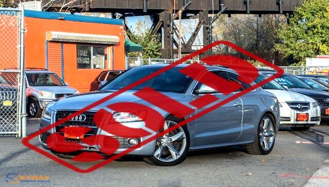 2009 Audi A5 Coupe 3.2 quattro S-line