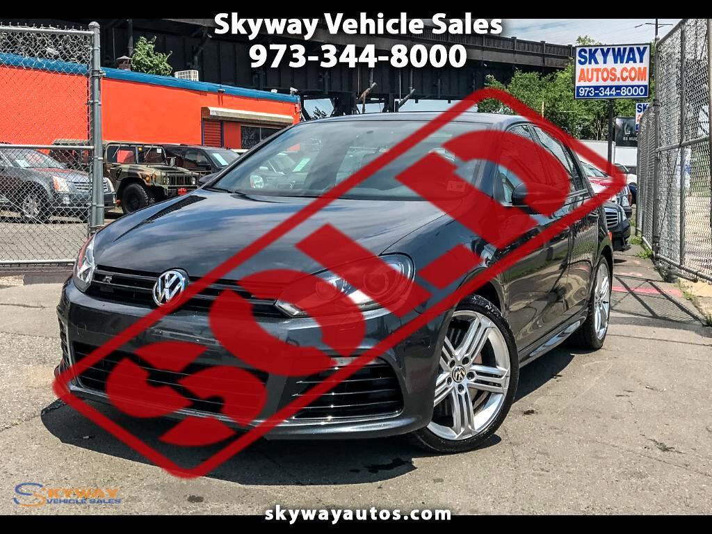 2013 Volkswagen Golf R DCS and Navigation 6M