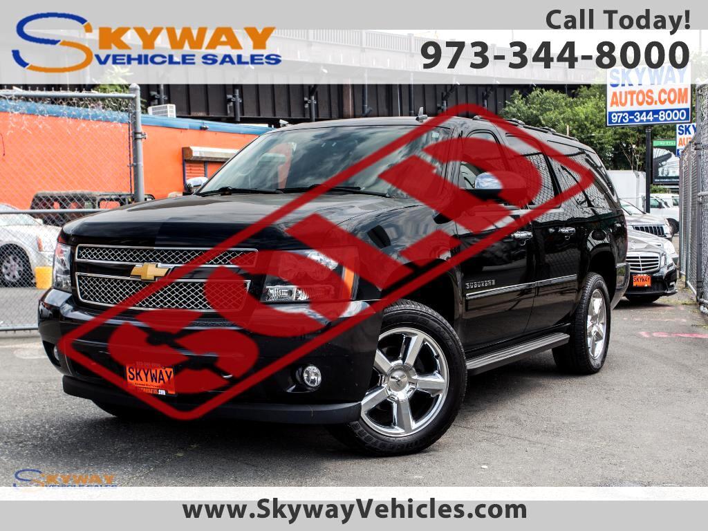 2012 Chevrolet Suburban LTZ 1500 4WD