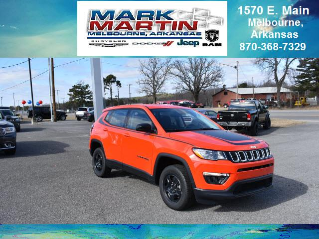 2018 Jeep Compass 4x4 Sport 4dr SUV