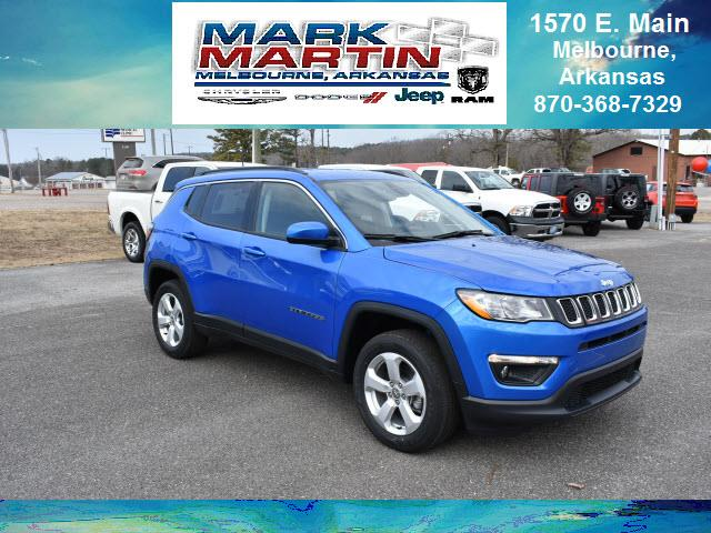2018 Jeep Compass 4x4 Latitude 4dr SUV