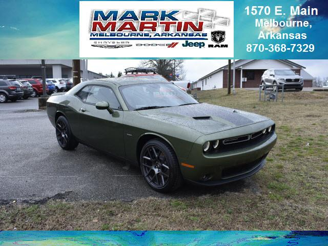 2018 Dodge Challenger R/T 2dr Coupe