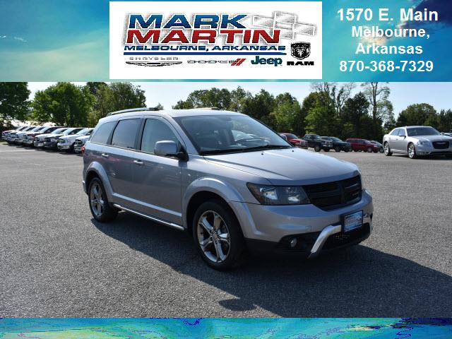 2017 Dodge Journey AWD Crossroad 4dr SUV