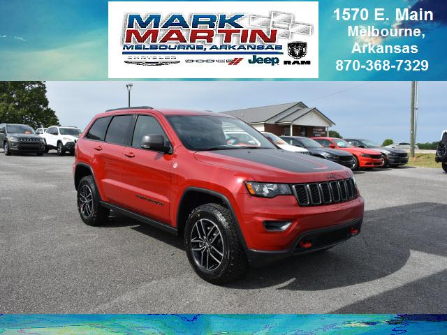 2018 Jeep Grand Cherokee 4x4 Trailhawk 4dr SUV