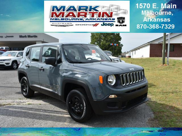 2018 Jeep Renegade 4x4 Sport 4dr SUV