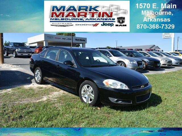 2011 Chevrolet Impala LT Fleet 4dr Sedan w/2FL