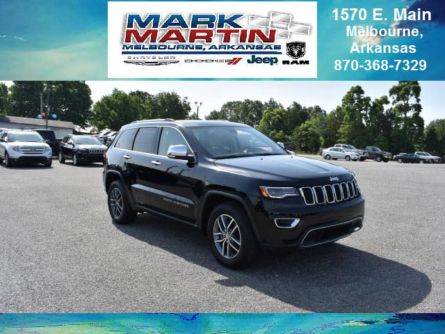 2018 Jeep Grand Cherokee 4x2 Limited 4dr SUV