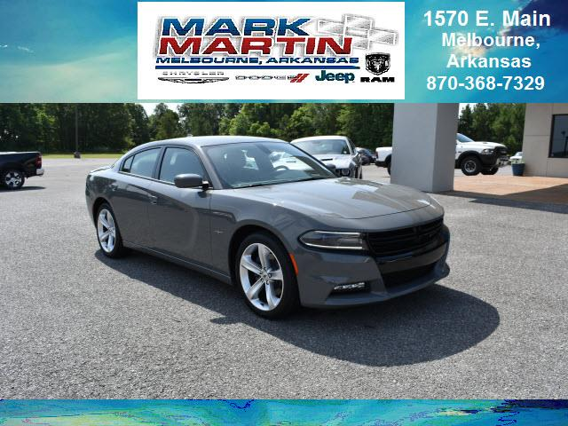 2018 Dodge Charger R/T 4dr Sedan