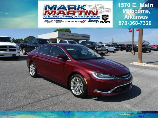 2015 Chrysler 200 AWD C 4dr Sedan