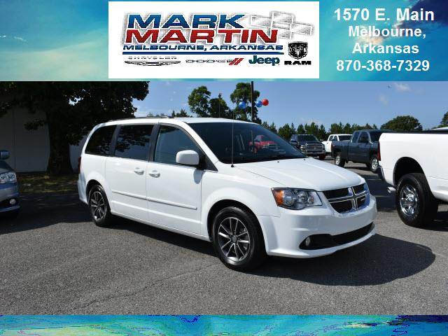 2017 Dodge Grand Caravan SXT 4dr Mini-Van