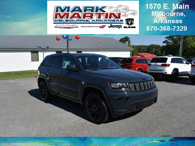 2018 Jeep Grand Cherokee 4x4 Altitude 4dr SUV