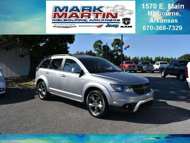 2018 Dodge Journey Crossroad 4dr SUV