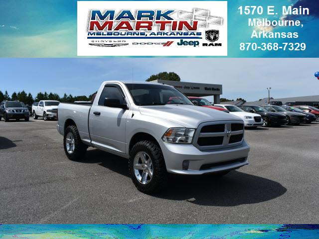 2014 RAM 1500 4x4 Express 2dr Regular Cab 6.3 ft. SB Pickup