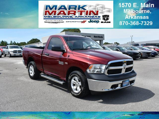 2016 RAM 1500 4x4 Express 2dr Regular Cab 6.3 ft. SB Pickup