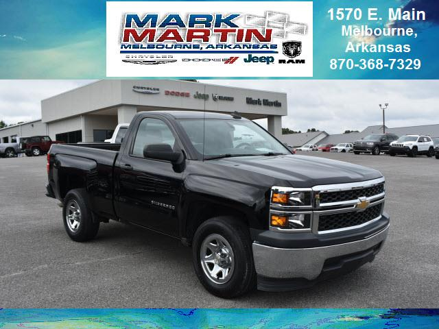 2015 Chevrolet Silverado 1500 4x2 Work Truck 2dr Regular Cab 6.5 ft. SB