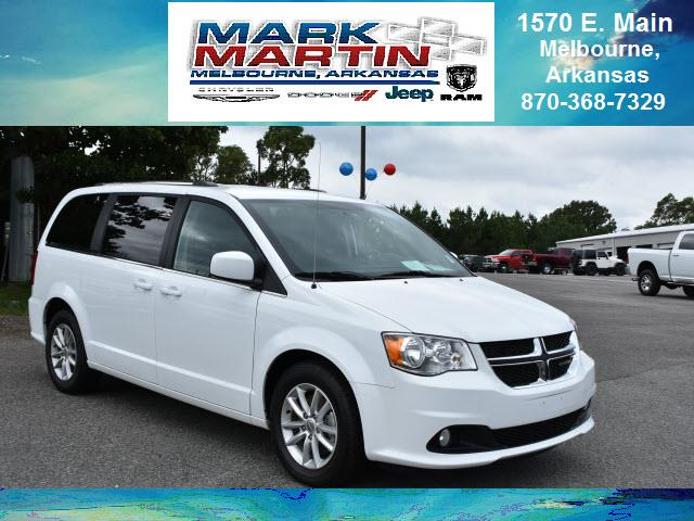 2018 Dodge Grand Caravan SXT 4dr Mini-Van