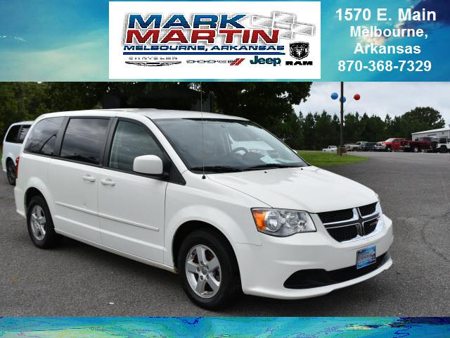 2013 Dodge Grand Caravan SXT 4dr Mini-Van