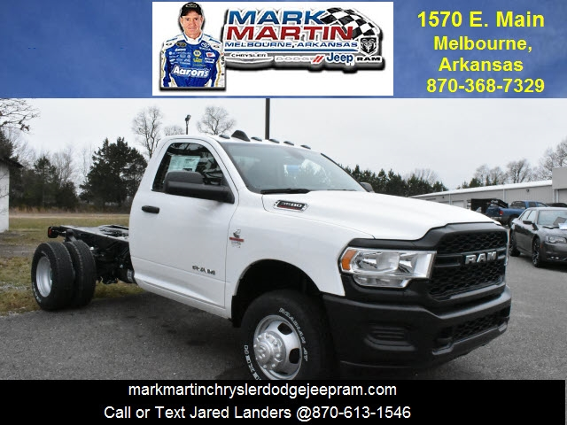 RAM 3500 Chassis Cab  2020