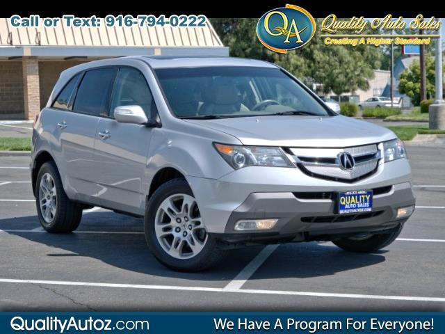 2009 Acura MDX Sport Utility 4D