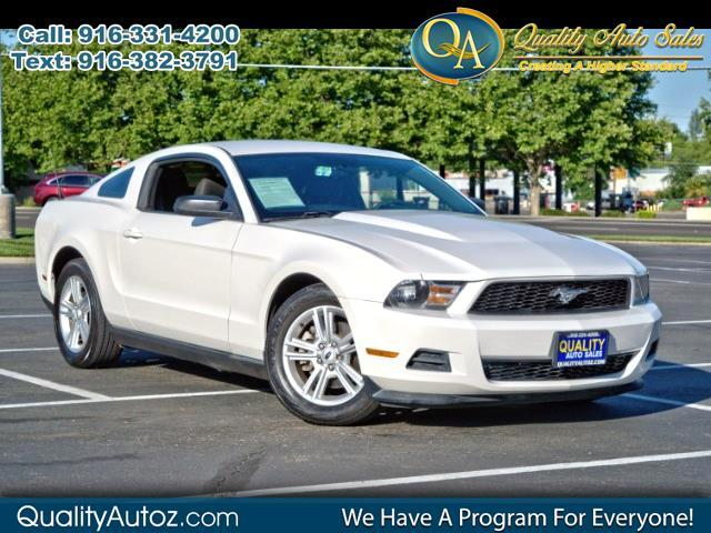 2011 Ford Mustang V6 Coupe