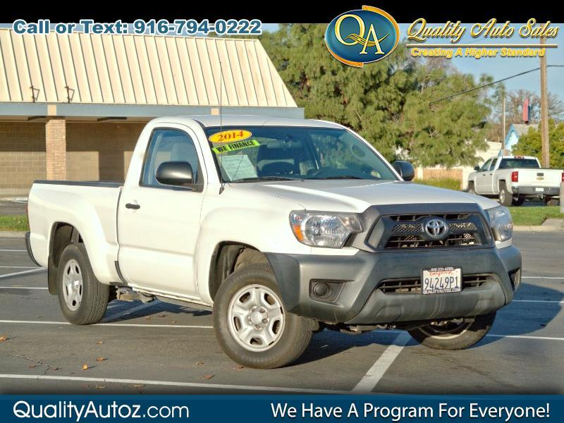 2014 Toyota Tacoma Pickup 2D 6 ft