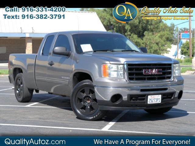 2009 GMC Sierra 1500 Work Truck Ext. Cab Long Box 2WD