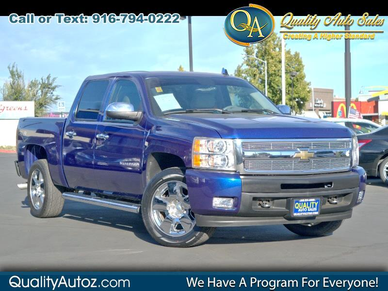 2010 Chevrolet Silverado 1500 LTZ Pickup 4D 5 3/4 ft