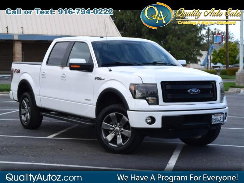 2014 Ford F-150 FX4 Pickup 4D 5 1/2 ft