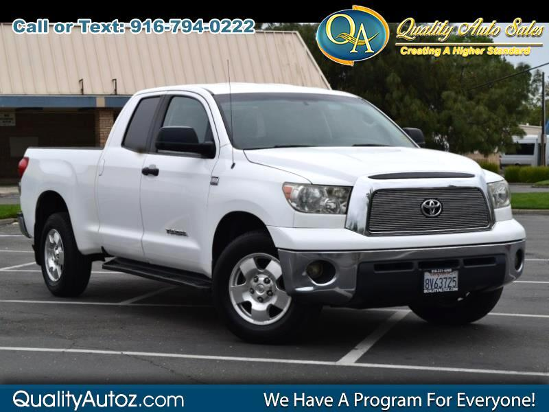 2008 Toyota Tundra Pickup 4D 6 1/2 ft