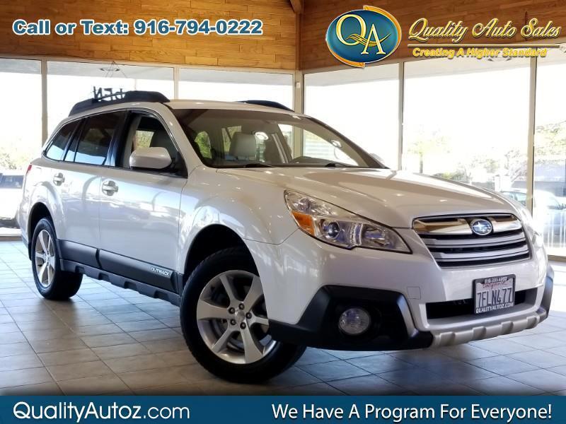 2014 Subaru Outback 2.5i Limited Wagon 4D