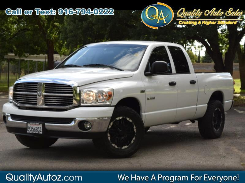 2008 Dodge Ram 1500 SLT Pickup 4D 6 1/4 ft