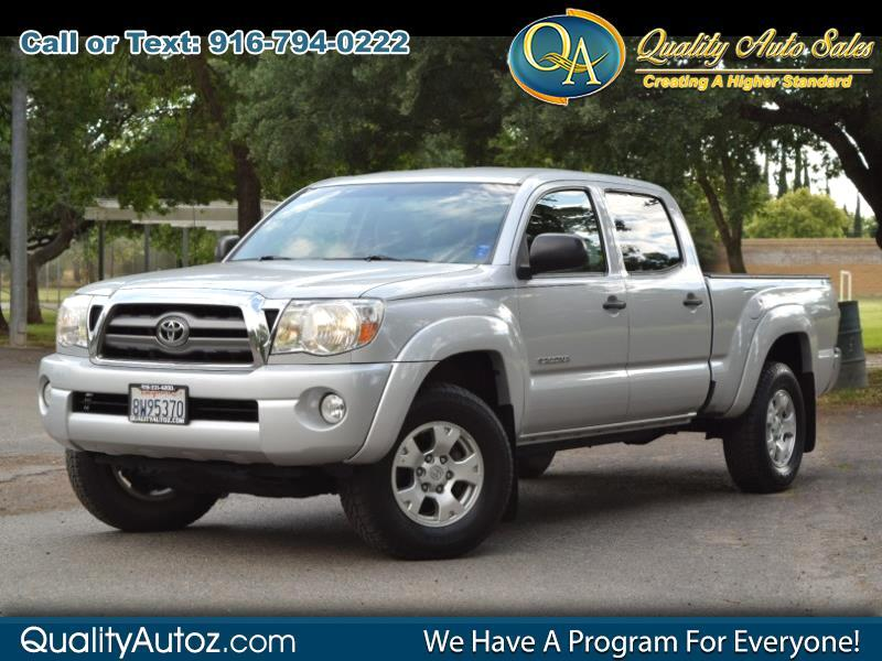 2010 Toyota Tacoma Pickup 4D 6 ft