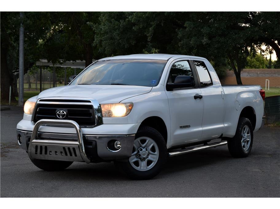 2010 Toyota Tundra Dbl 4.6L V8 6-Spd AT  (Natl)