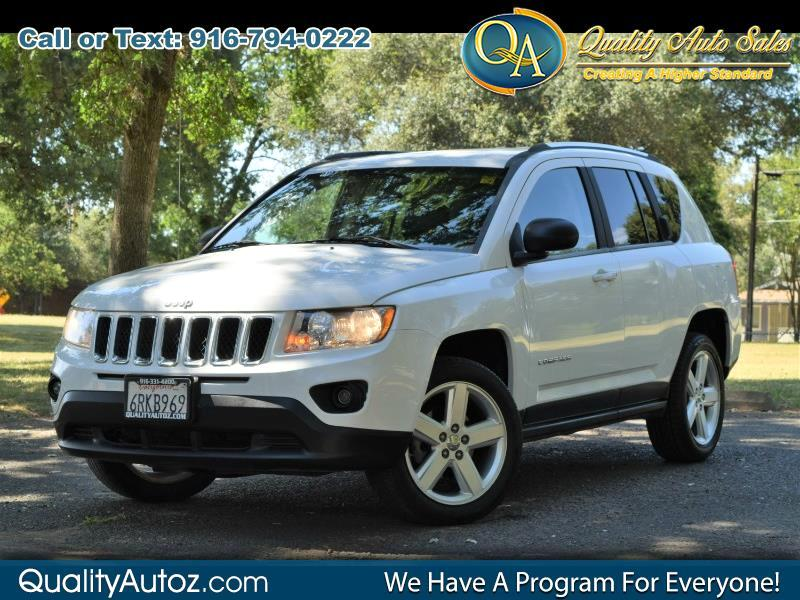 2011 Jeep Compass Limited Sport Utility 4D