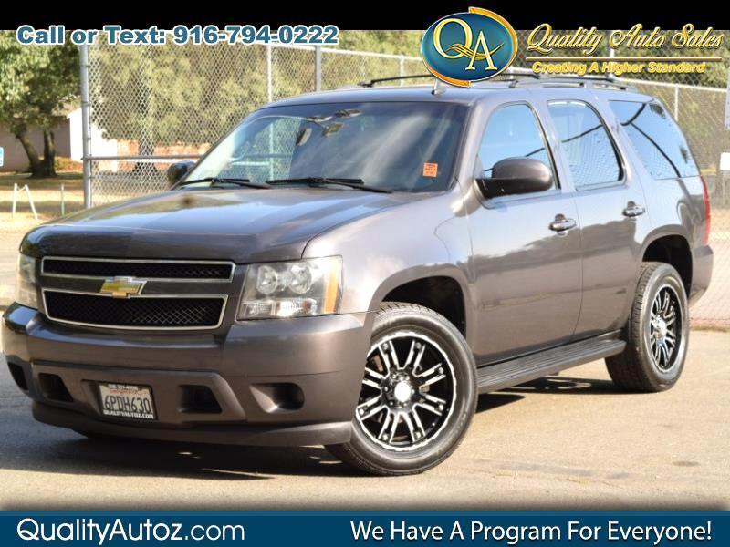 2011 Chevrolet Tahoe LS Sport Utility 4D